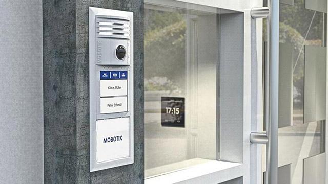 T26 – Außenstation und Zutrittsmodule